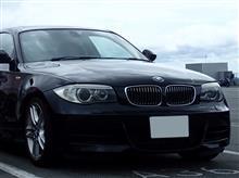 花武者さんの愛車:BMW 1シリーズ クーペ