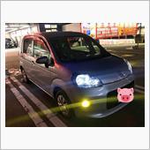 Hamumio さんの愛車「トヨタ ポルテ」