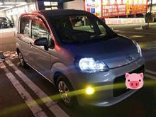 Hamumioさんの愛車:トヨタ ポルテ