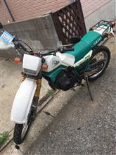 ほ-ぷさんのSEROW225 インテリア画像