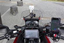 smarteggさんのNC750X インテリア画像