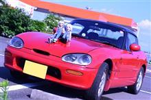 とっち360(。°▽°。)さんの愛車:スズキ カプチーノ
