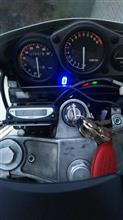 けたまさんのFZR400RR インテリア画像