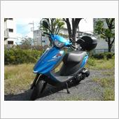 Touring excitementさんのアドレスV125G