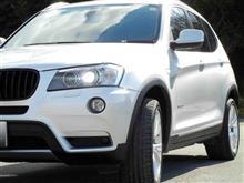 bgt55さんの愛車:BMW X3