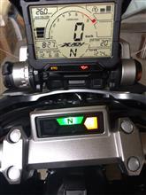 NEROさんのX-ADV インテリア画像