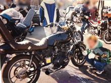 昔はサンボと呼ばれてましたさんのGSX400E メイン画像