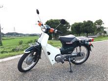 ひげとしさんの愛車:ホンダ スーパーカブ90