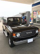 がん80さんの愛車:トヨタ ランドクルーザー80