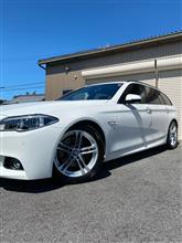 puddingさんの愛車:BMW 5シリーズ ツーリング