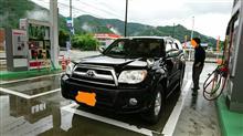 フトさんの愛車:トヨタ ハイラックスサーフ