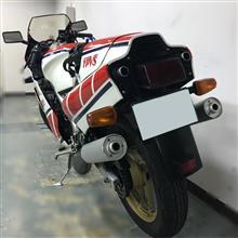 mhpapaさんのRZV500R リア画像