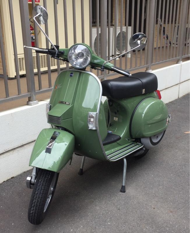 kai nalu makaniさんのStar deluxe 4S 200cc