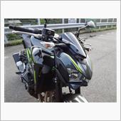 ZRX_DAEGさんのZ900