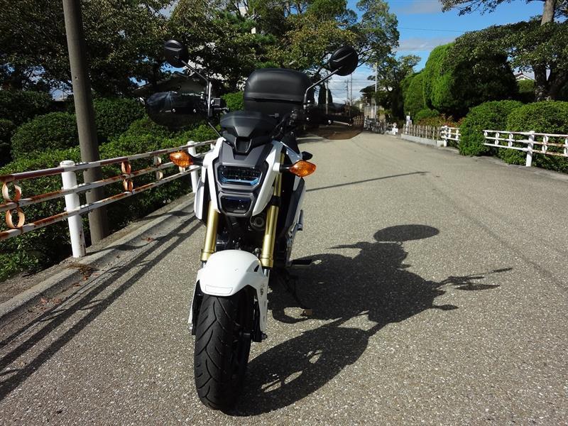 バイク君さんのGROM