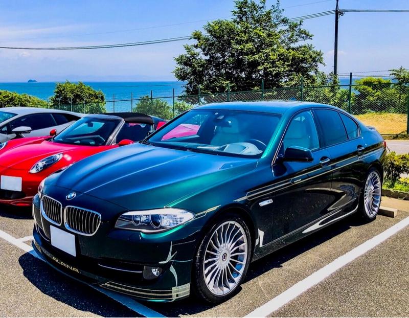 BMWアルピナ D5 Turbo