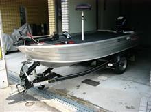 ビリビリさんのボートトレーラー メイン画像