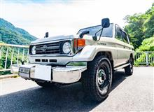 Bigvitakissさんの愛車:トヨタ ランドクルーザー70