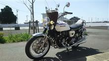蓮翔さんのジェイド(バイク) リア画像