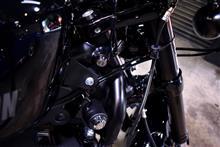 REVOLTさんのXL1200CX/ロードスター 左サイド画像