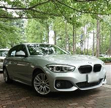 リーマン50さんの愛車:BMW 1シリーズ ハッチバック