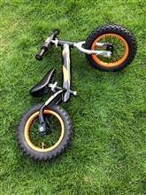DS250さんのロードバイク リア画像