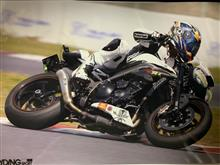 megaimaさんのスピードトリプル RS 左サイド画像