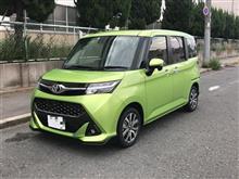 ZIN@B.P.ORGANIZATIONさんの愛車:トヨタ タンクカスタム