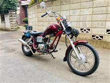 doimoriさんのジャズ(バイク) メイン画像