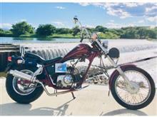 doimoriさんのジャズ(バイク) 左サイド画像