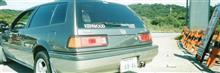 クマポンタさんのアコード エアロデッキ メイン画像