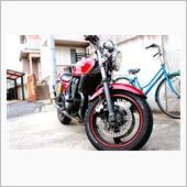 ナシ1014さんのZRX400-II