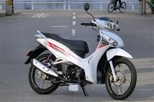 nabe3さんのwave125i_helm_in