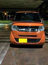 @mabu☆スラッシュさんの愛車:ホンダ Nボックススラッシュ