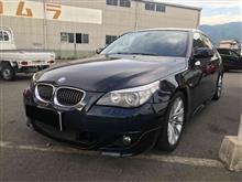 とりやさんの愛車:BMW 5シリーズ セダン