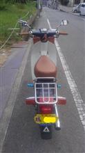 acuasuさんのスーパーカブ 90 カスタム リア画像