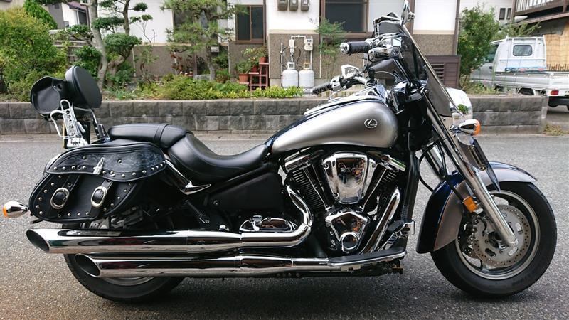 カワサキ VULCAN2000/VN2000