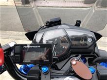 マサカズ@MovistarさんのMT-03 インテリア画像
