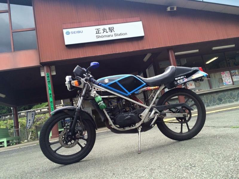 KoganagaiさんのRG50ガンマ