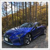 LC500Structural BlueさんのLC