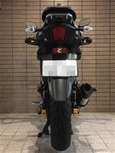Nino202さんのV-Strom 250 リア画像