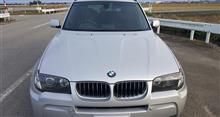 wackey930さんの愛車:BMW X3