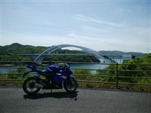 秋水.さんのYZF-R125 左サイド画像