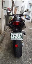 skorpionさんのシヴァー750 リア画像