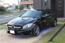 RAICESさんの愛車:メルセデス・ベンツ CLAクラス シューティングブレーク