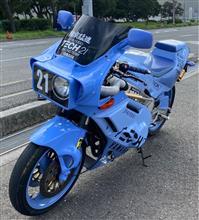 リョマ太朗さんのFZR400R 左サイド画像
