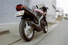 Z1000_5512さんのCBR250 FOUR (フォア) リア画像