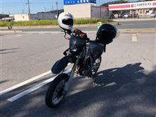 ぴえーるさんさんの愛車:ホンダ XR250 モタード