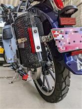 KingCubC7さんのスーパーカブC125(JA48) リア画像