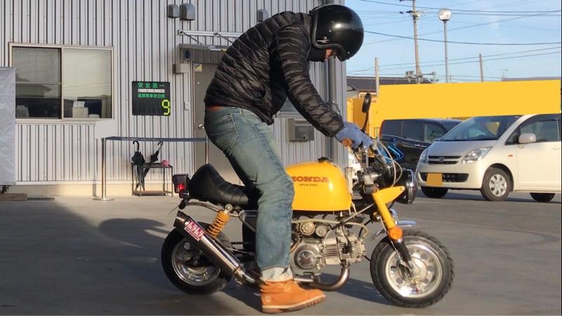 _kabosu_さんのモンキー  Z50J-I